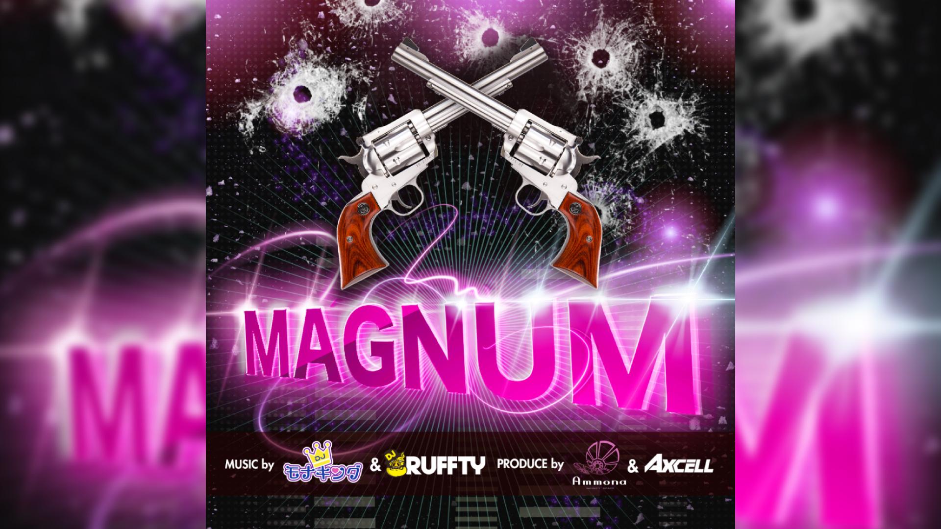 オリジナル曲「MAGNUM」が iTunes storeで5位!