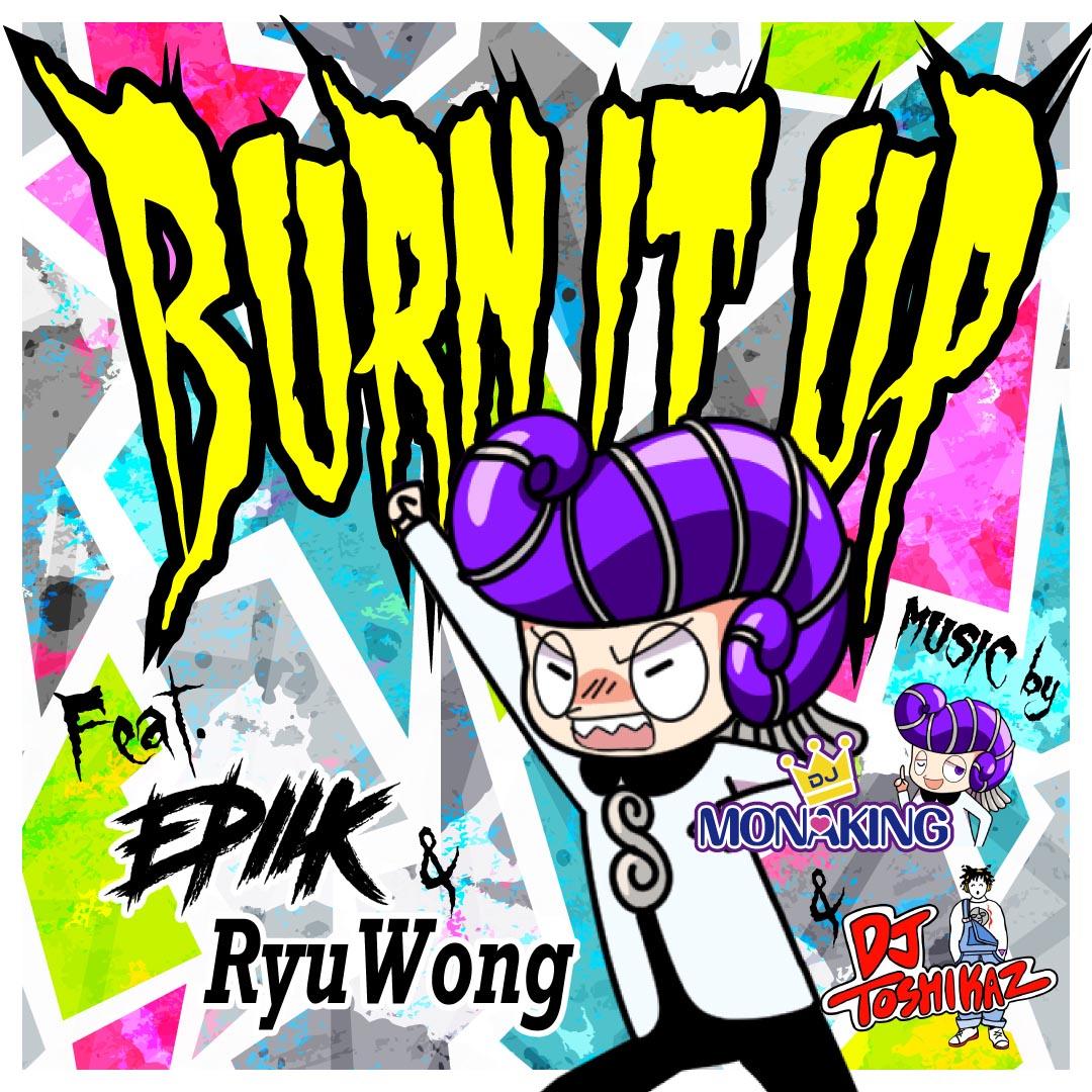 韓国と日本を繋ぐ話題のコリクラ、Epiik・RyuWong・DJ モナキング & DJ Toshikazによるビックチューンがリリース!!